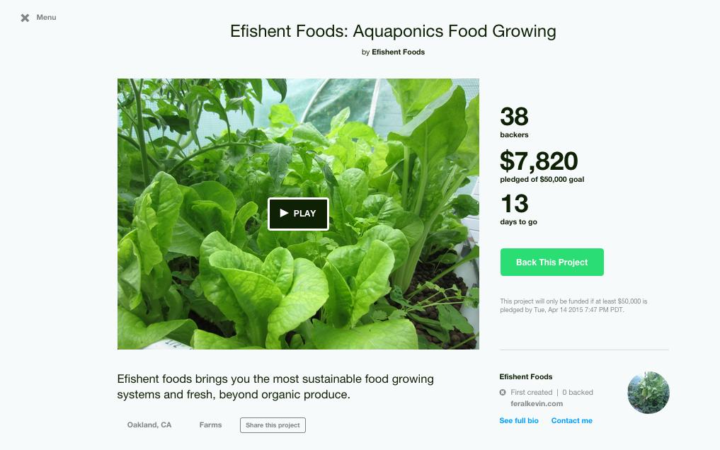 efishent foods kickstarter grab jpeg